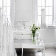 белые вещи ikea